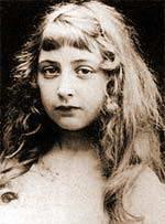 Agatha kao devojčica