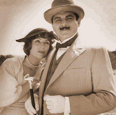 Hercule Poirot i grofica Vera Rosakof