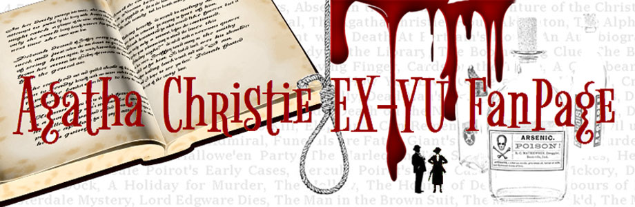 Agatha Christie EX-YU FanPage