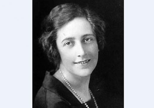 Agatha Christie 1925. godine (Foto: Wikimedia)