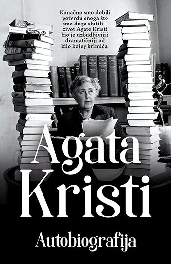 """Autobiografija"" Agate Kristi"